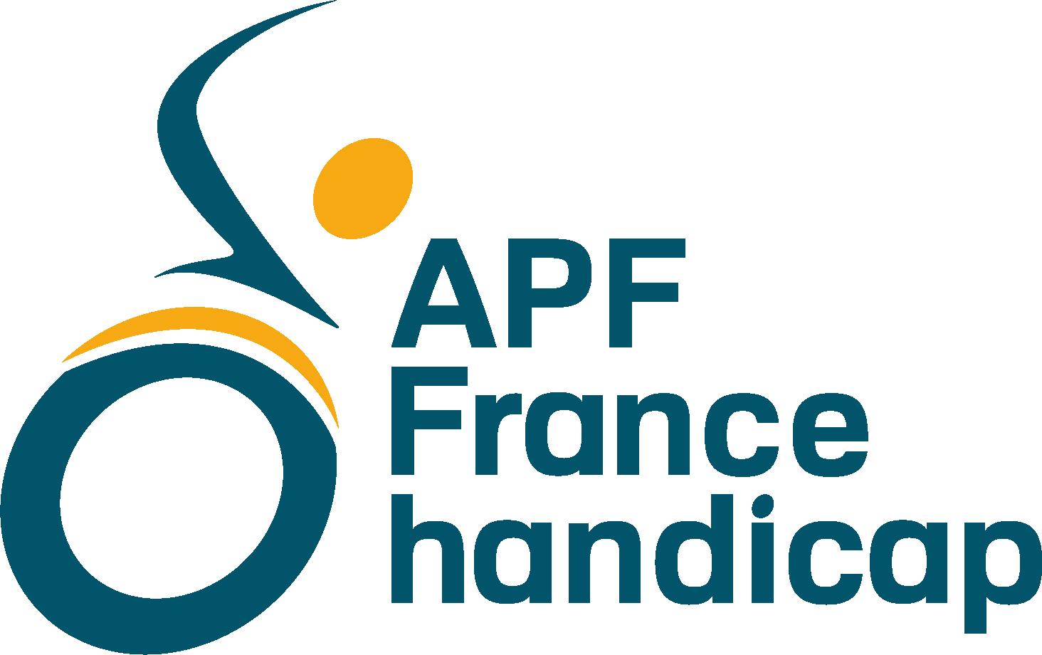 Logo de l'APF France Handicap