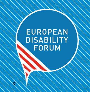 Logo Forum européen des personnes handicapées