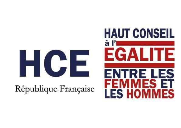 Logo du Haut Conseil à l'Egalité entre les Femmes et les Hommes