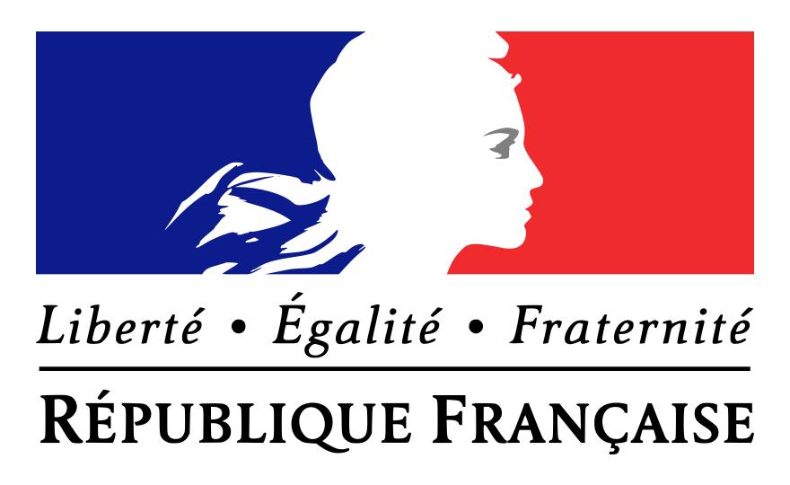 Logo de la République Française