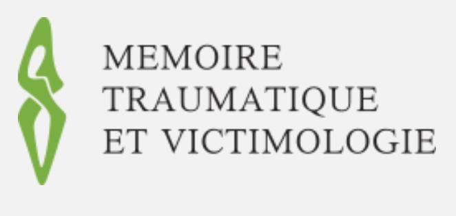 Logo de l'association Mémoire traumatique et victimologie