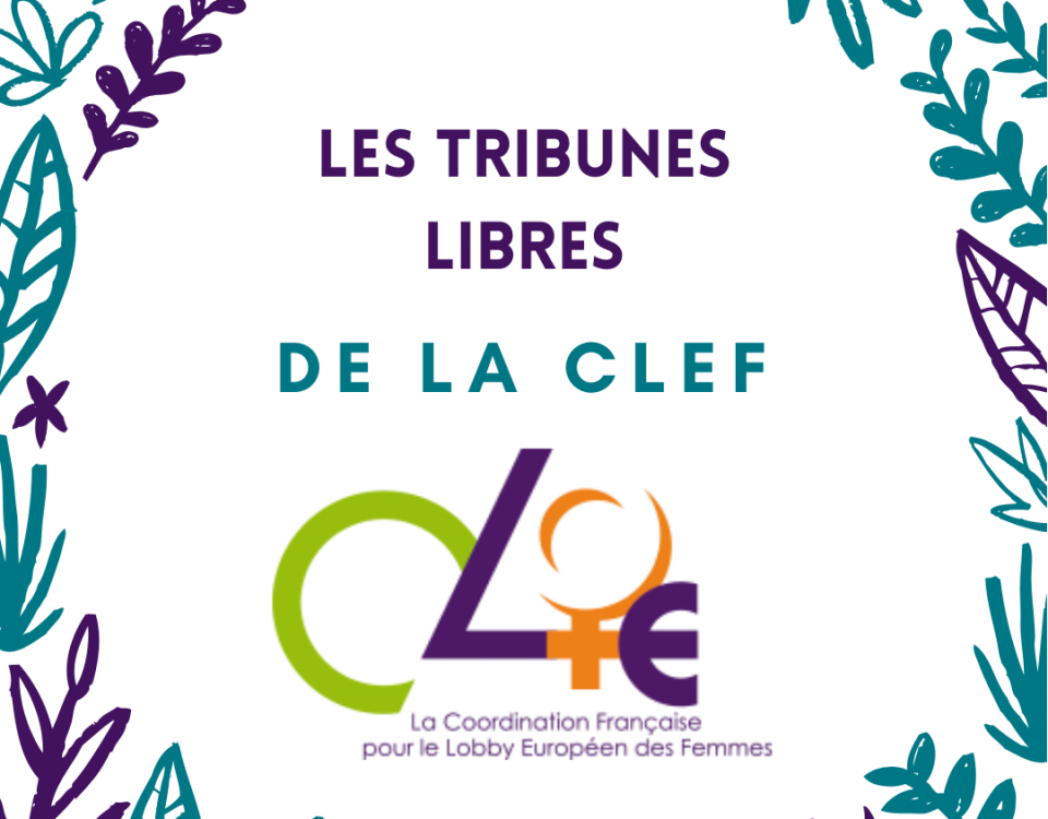 Logo : les tribunes libres de la CLEF