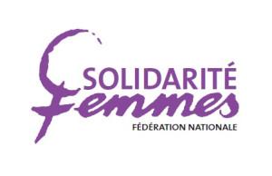 Logo de la Fédération Nationale Solidarité Femmes